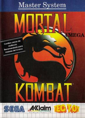 Mortal Kombat -  BR