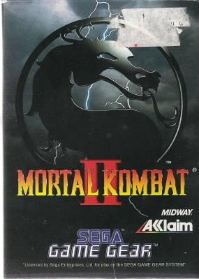 Mortal Kombat II -  EU -  Front