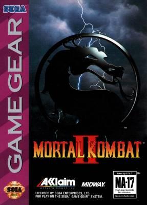 Mortal Kombat II -  US -  Front