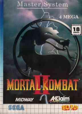 Mortal Kombat II -  BR