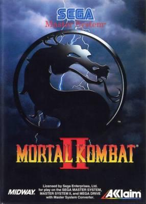 Mortal Kombat II -  EU