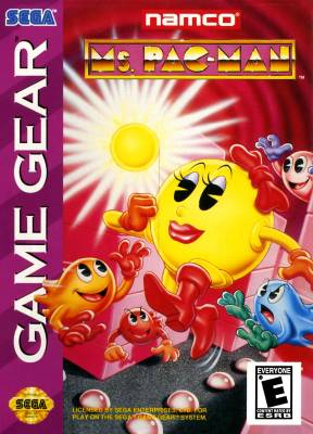 Ms Pac Man -  US -  Front