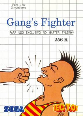 My Hero -  BR -  Gangs Fighter