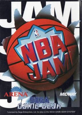 NBA Jam -  EU -  Front