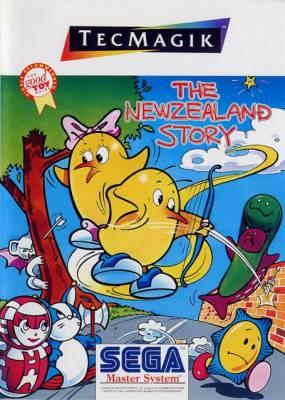 New Zealand Story -  EU