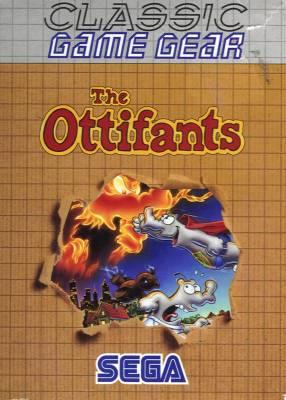 Ottifants -  EU -  Classic -  Front