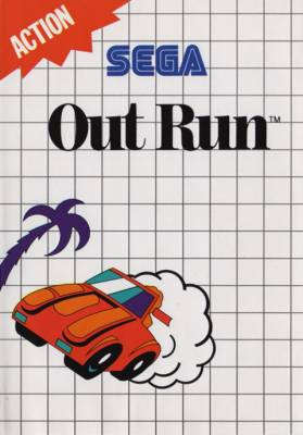 Out Run -  US -  Rerelease