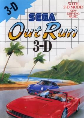 Out Run 3D -  EU
