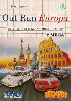 Out Run Europa -  BR