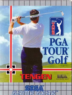 PGA Tour Golf -  EU -  Front
