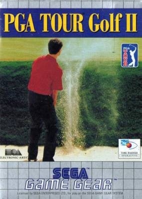 PGA Tour Golf II -  EU -  Front
