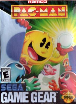 Pac Man -  US -  Front