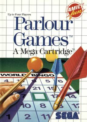 Parlour Games -  US -  Front