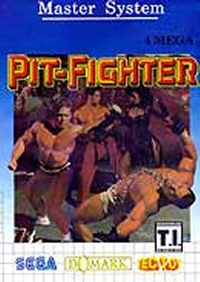 Pit Fighter -  BR -  Front