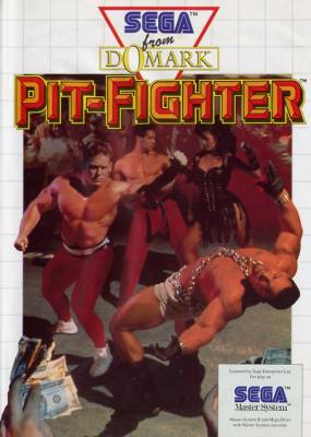 Pit Fighter -  EU