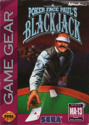 Poker Face Pauls Blackjack -  US -  Front