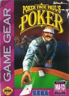 Poker Face Pauls Poker -  US -  Front