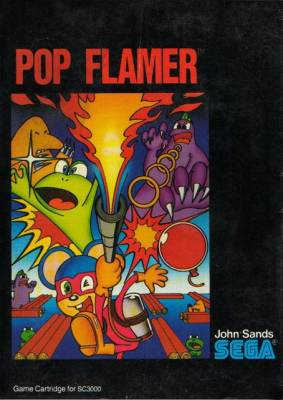 Pop Flamer -  AU