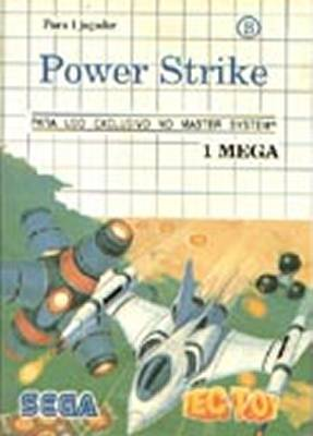 Power Strike -  BR -  Front