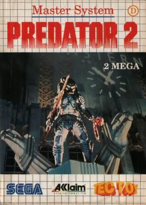 Predator 2 -  BR -  No Stickers