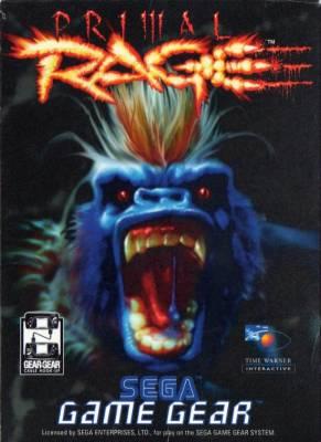 Primal Rage -  EU -  Front