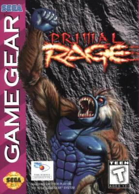 Primal Rage -  US