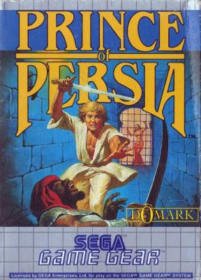 Prince of Persia -  EU -  Front