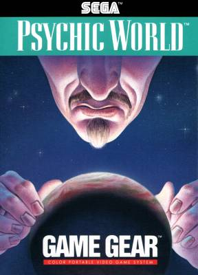 Psychic World -  US -  Front