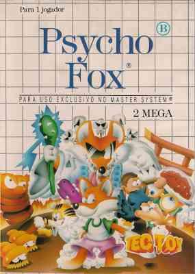 Psycho Fox -  BR