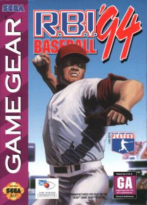 RBI Baseball 94 -  US
