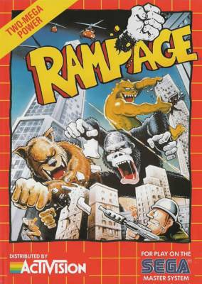 Rampage -  US