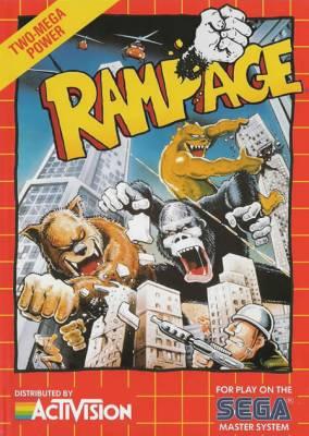 Rampage -  US