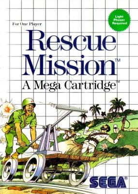 Rescue Mission -  EU -  No Limits