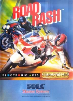 Road Rash -  EU