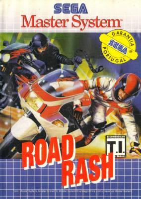 Road Rash -  PT
