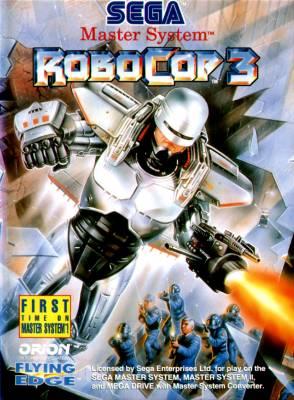 Robo Cop 3 -  EU