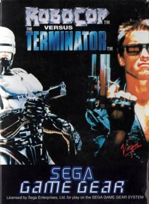 Robo Cop Versus the Terminator -  EU -  Front