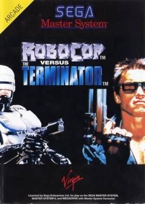 Robo Cop Versus the Terminator -  EU