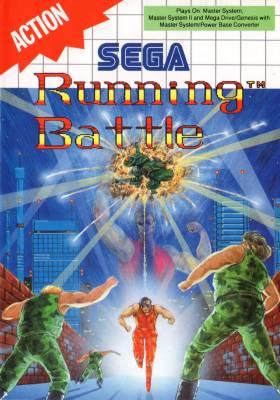 Running Battle -  EU