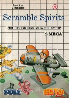 Scramble Spirits -  BR