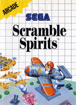 Scramble Spirits -  EU -  No R