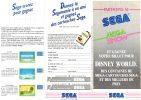 Sega Mega Show - Concours Disney World