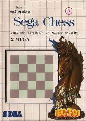 Sega Chess -  BR