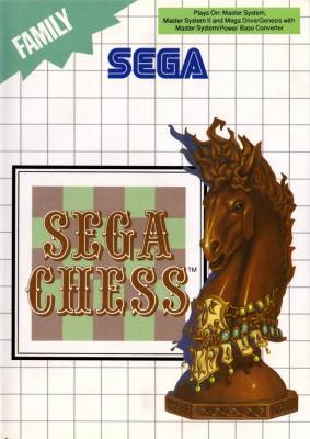 Sega Chess -  EU
