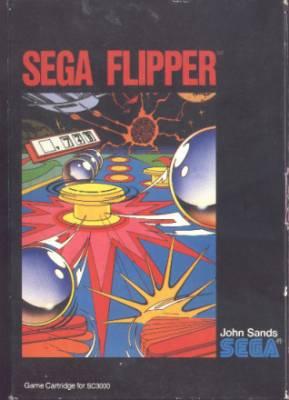 Sega Flipper -  AU -  Front