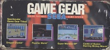 Sega Game Gear -  Box Right