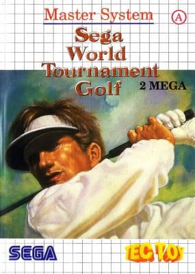 Sega World Tournament Golf -  BR