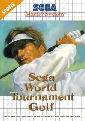 Sega World Tournament Golf -  EU