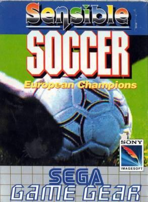 Sensible Soccer -  EU -  Front