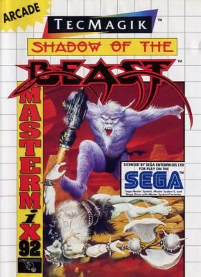 Shadow of the Beast -  EU